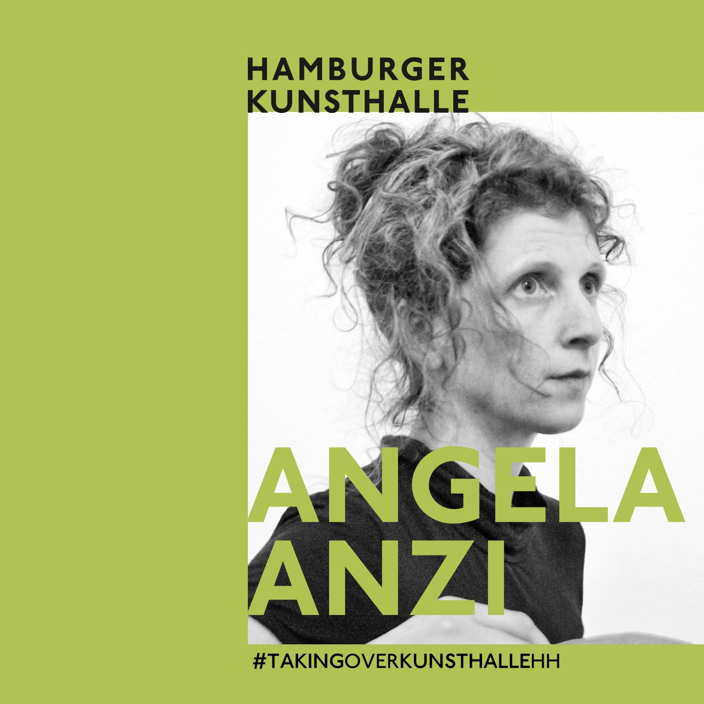 Angela Anzi, Foto: Jenny Schäfer