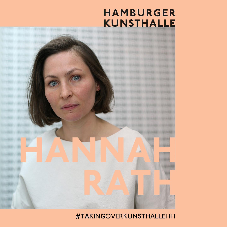 Instagram Takeover Hamburger Kunsthalle, Hannah Rath, Foto: Jens Franke