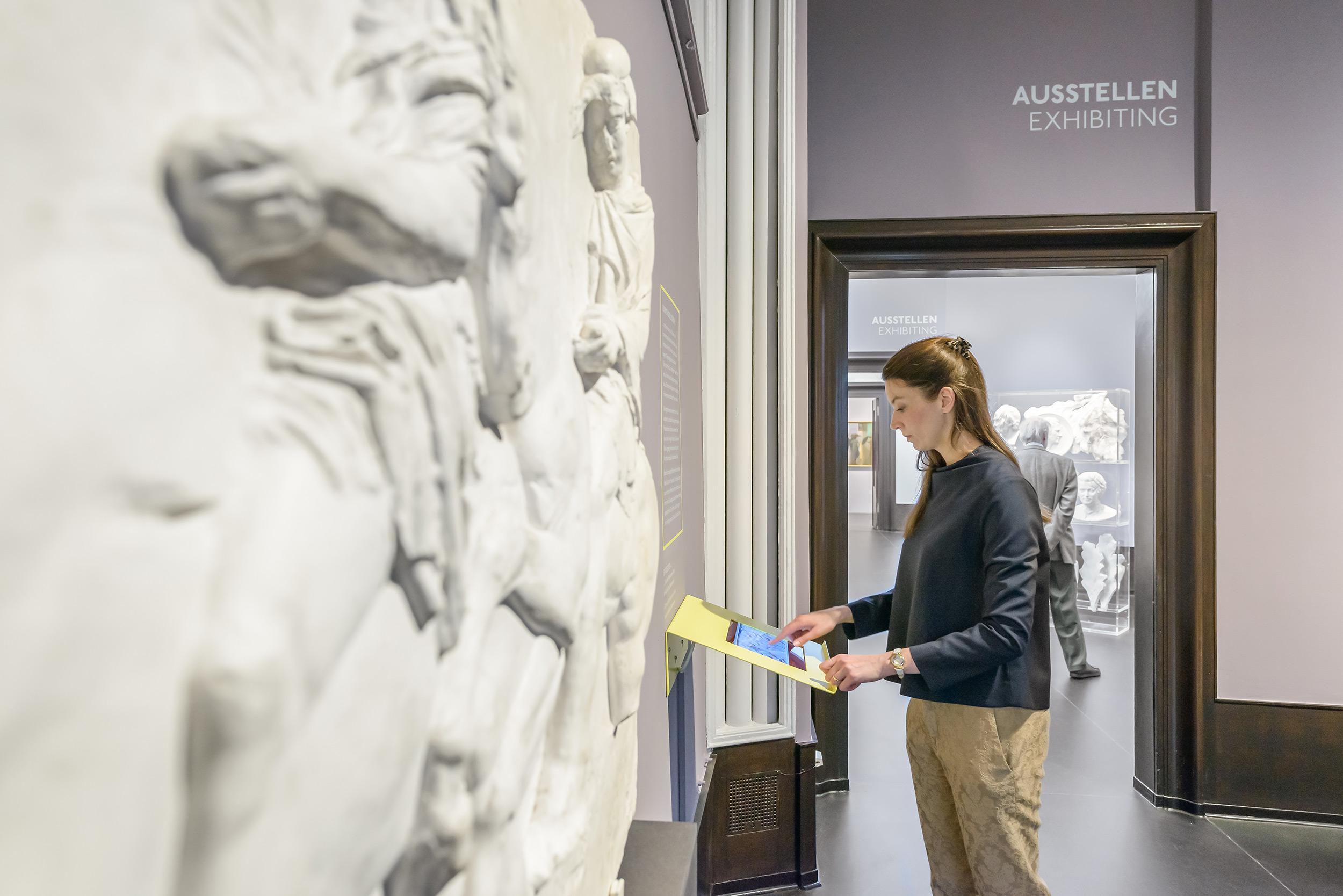 Transparentes Museum, Hamburger Kunsthalle