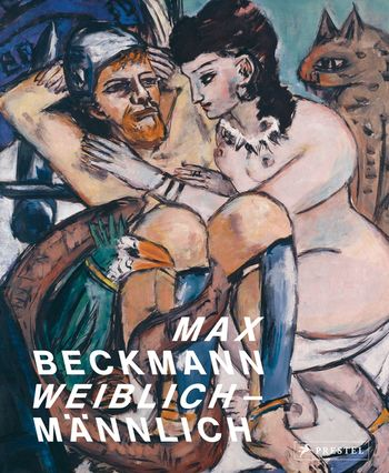 Beckmann Ausstellungskatalog Hamburger Kunsthalle