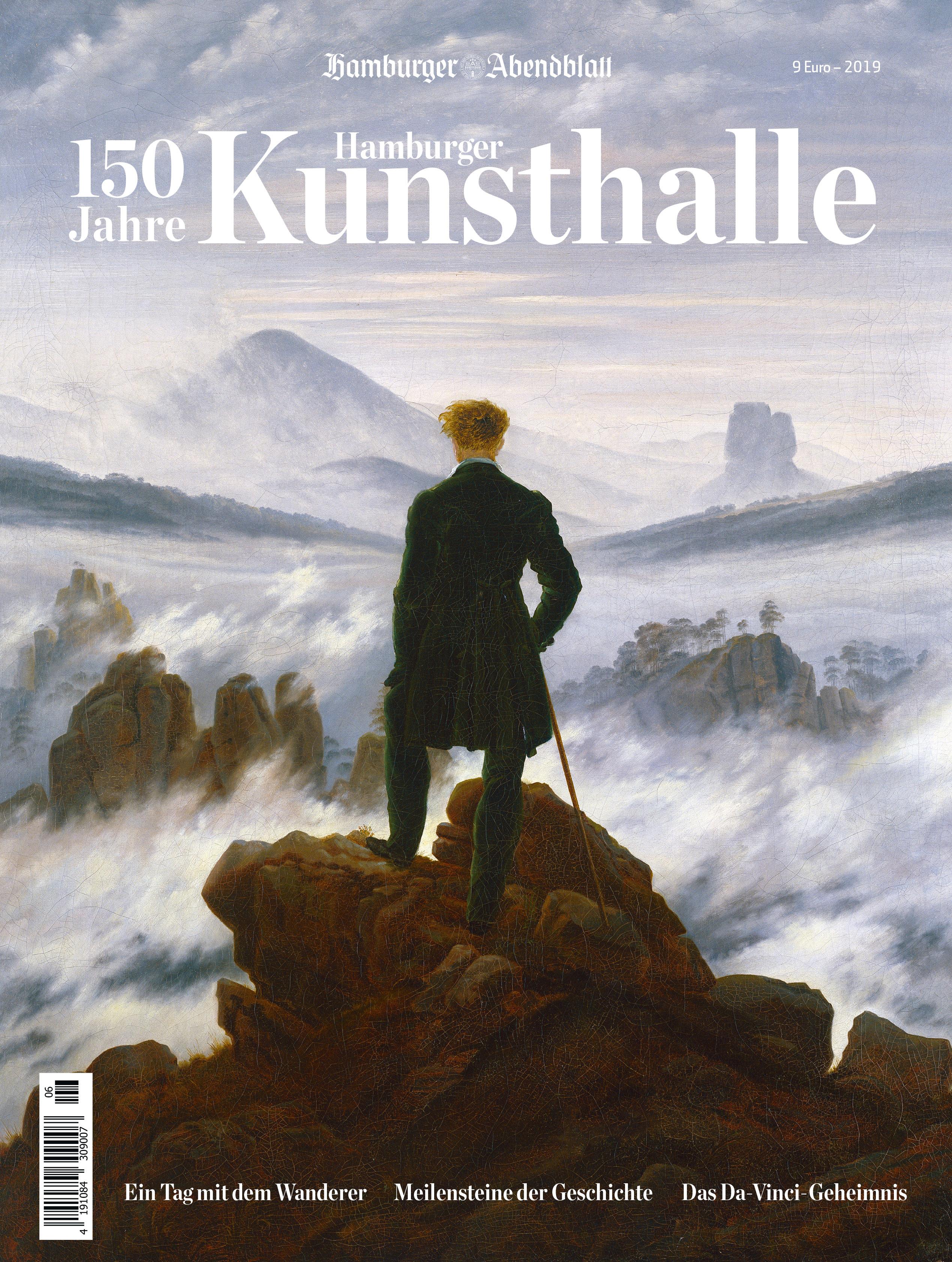 150 Jahre Hamburger Kunsthalle Sonderheft Hamburger Abendblatt