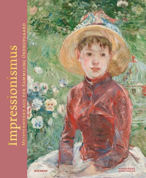 Katalog zur Ausstellung Impressionismus. Meisterwerke aus der Sammlung Ordrupgaard, Wienand Verlag, 2019
