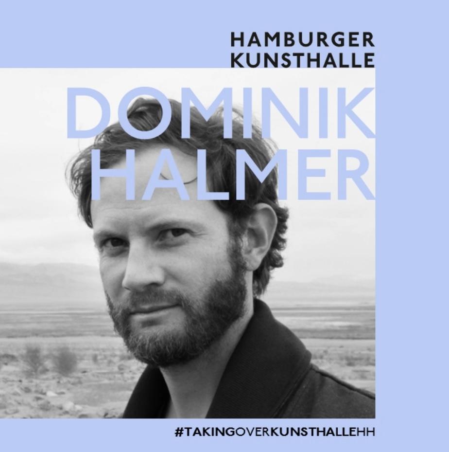 Instagram-Takeover Kunsthallehh, Juni 2020, Domik Halmer, Foto: © Ria Patricia Halmer