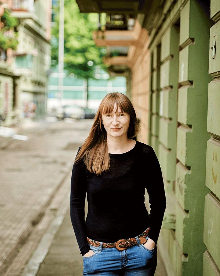 Foto: Kristine Bilkau © Gunter Glücklich