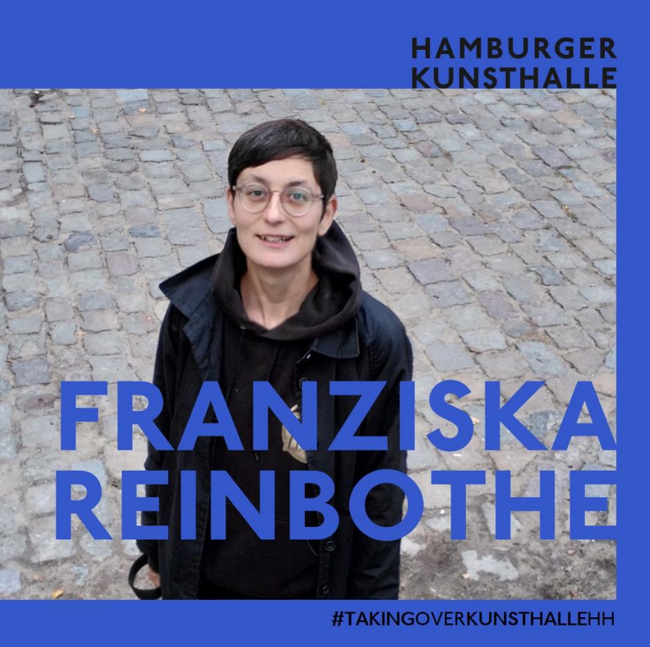 Instagram, Takeover Hamburger Kunsthalle, Franziska Reinbothe, Oktober 2020