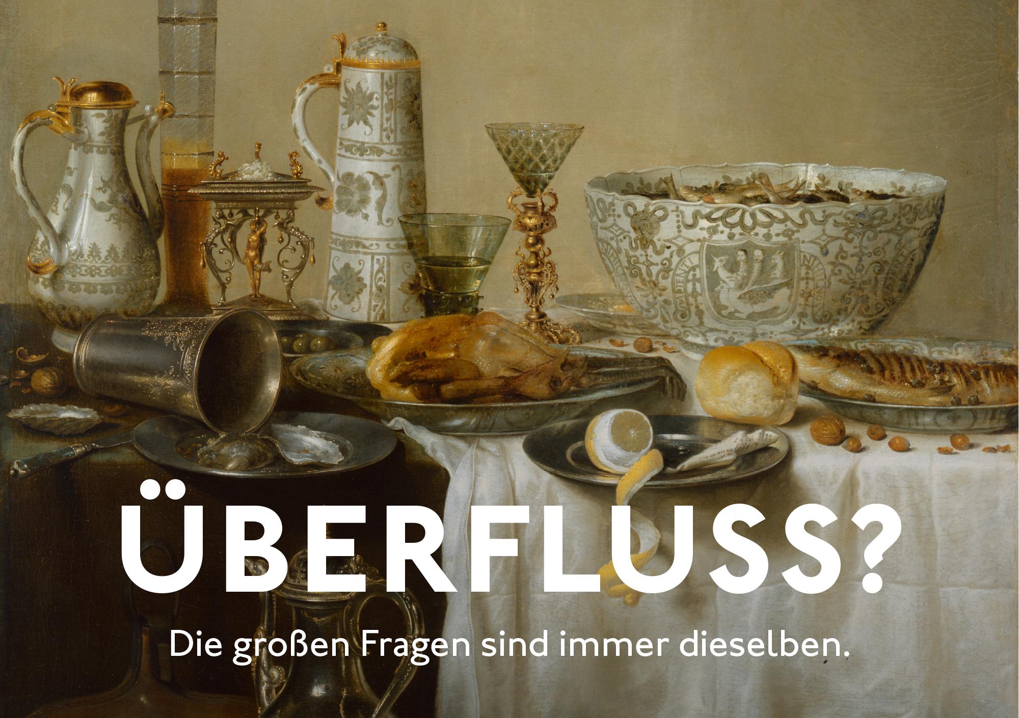 Willem Claesz. Heda, Prunkstillleben, 1638, Foto: Elke Walford