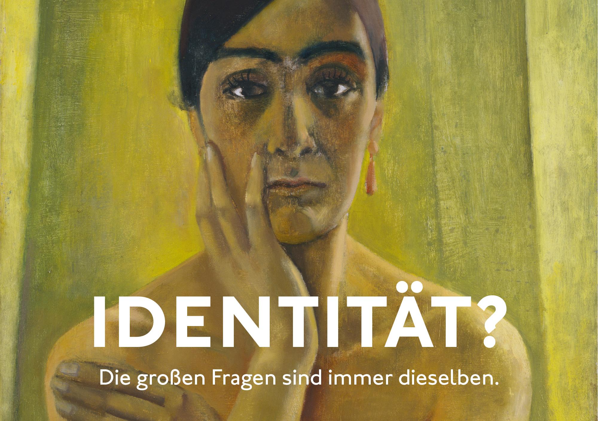Kampagne Die Großen Fragen Hamburger Kunsthalle