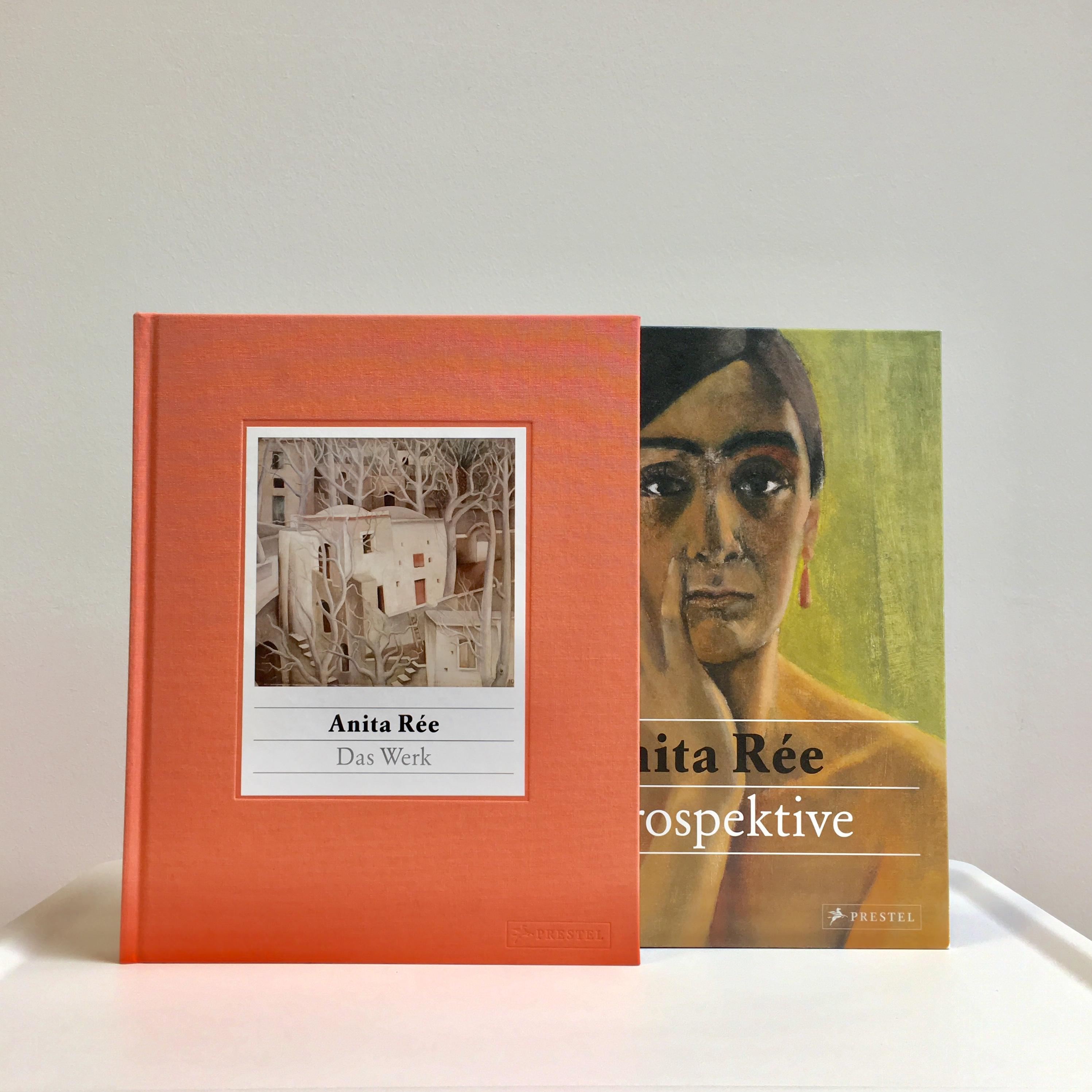 Katalog und Werkverzeichnis zu »Anita Rée. Retrospektive«. © Hamburger Kunsthalle