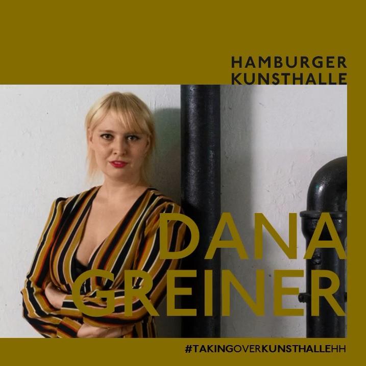 Instagram-Takeover Hamburger Kunsthalle, Juli 2020, Dana Greiner