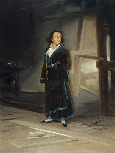 Francisco José de Goya y Lucientes (1746 - 1828), Portrait of Asensio Julià, ca 1798