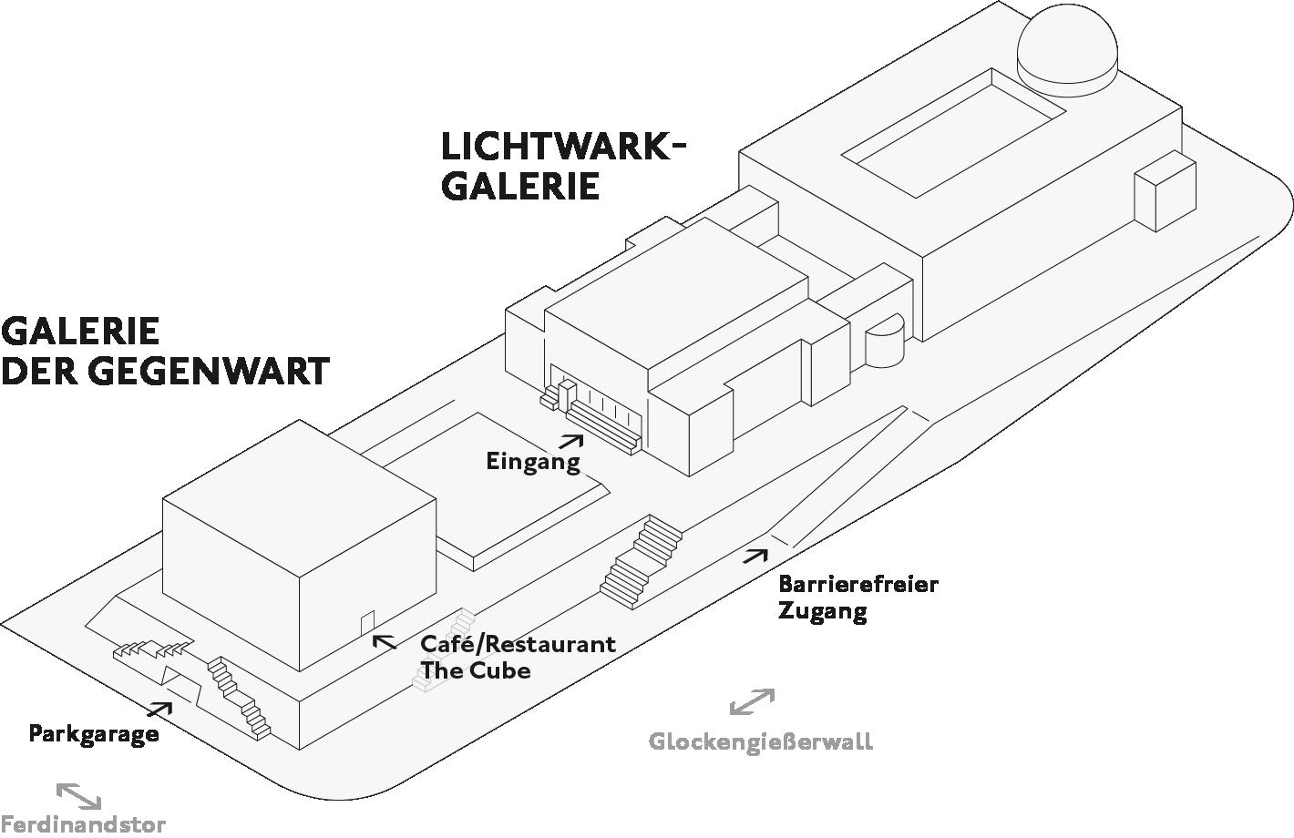 Gebäudeplan DE