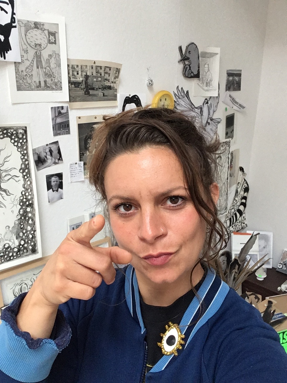 Serena Alma Ferrario, 7. Horst-Janssen-Grafikpreis Preisträgerin