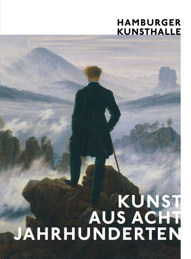 Sammlungsführer Hamburger Kunsthalle Kunst aus acht Jahrhunderten