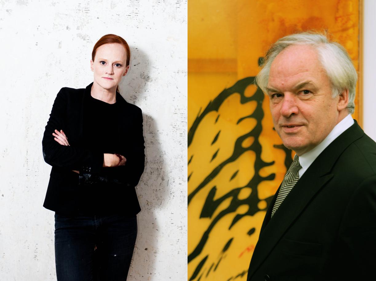 Bettina Steinbrügge, Foto: Natascha Unkraut / Uwe M. Schneede, Foto: Ottmar v. Poschinger