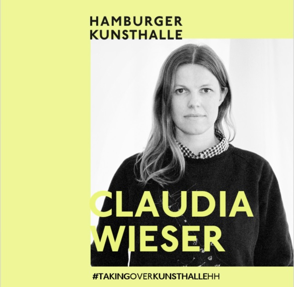 Instagram-Takeover Hamburger Kunsthalle November 2020, Claudia Wieser