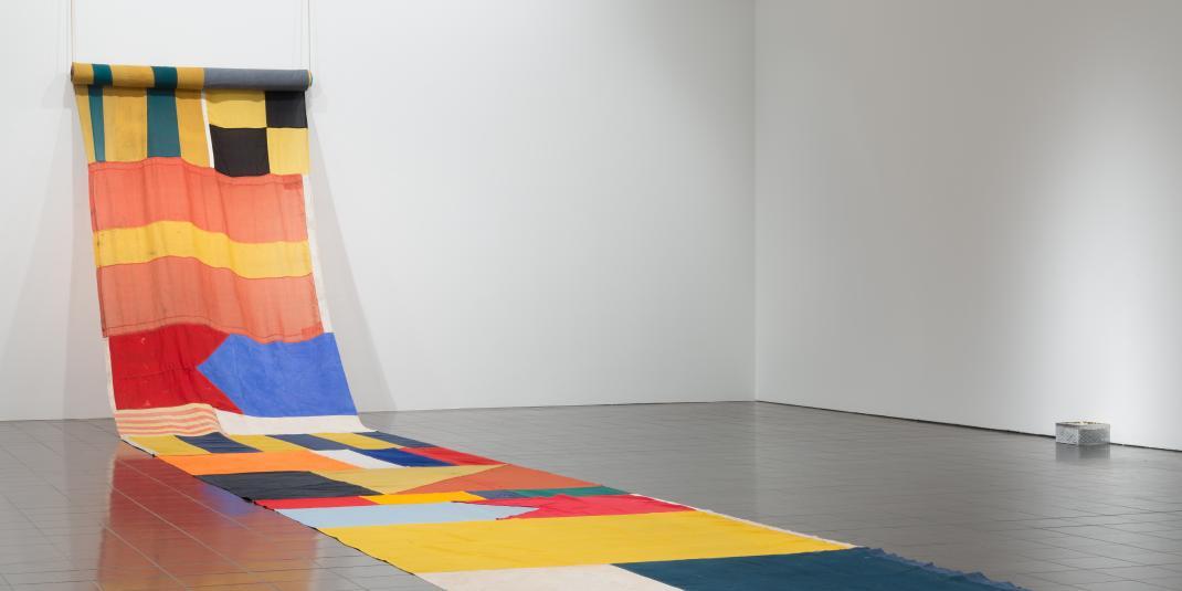 Ulla von brandenburg hamburger kunsthalle for Hamburger kinderzimmer
